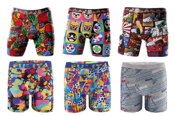 Colorful teen underwear pictures men boxers