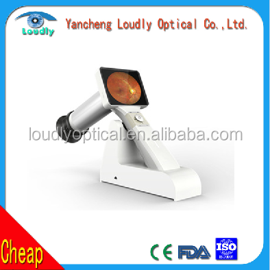 Hand-held/poratble digital fundus camera/ophthalmic instrument/china fundus camera for sale