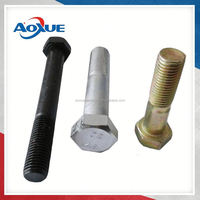 Stainless Steel Din 933 Hex Bolt Low Head