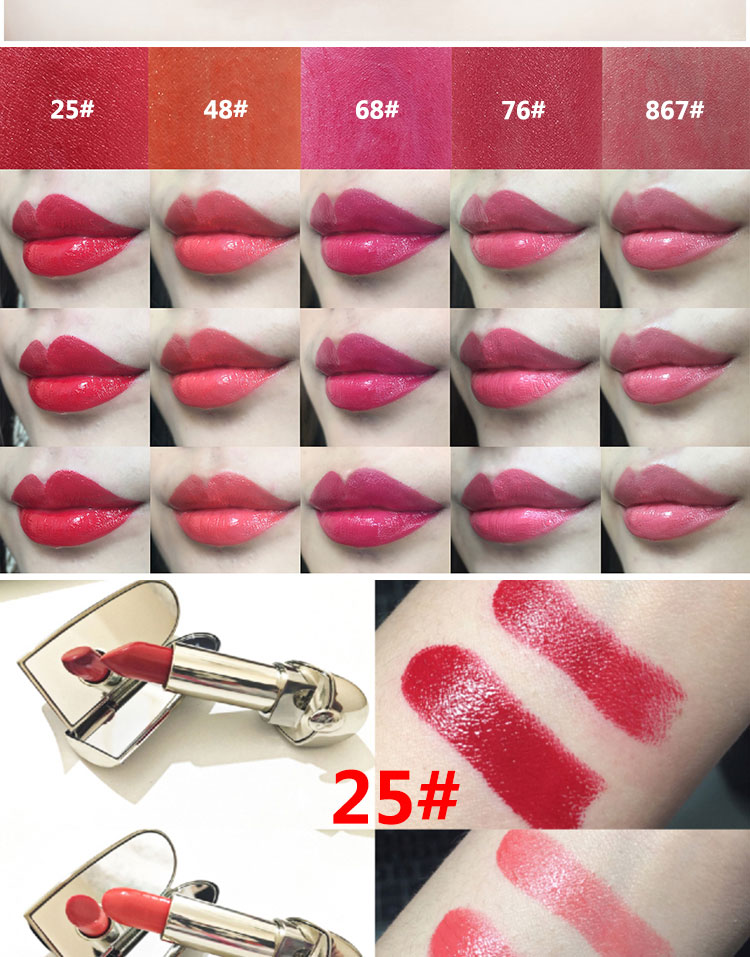 gloss gem lipstick private label natural lipstick