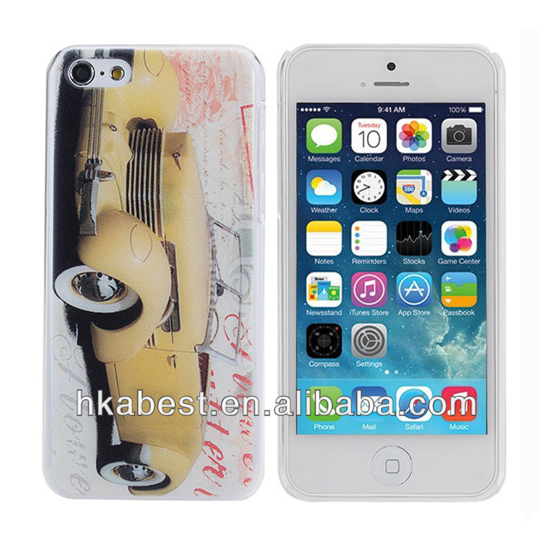 HOT selling Plastic Back Cover hard case for painting,for iphone 5c mobile phone case,PC hard case for iPhone 5C