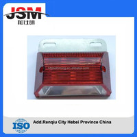 Factory made number plate lamp led license plate frame