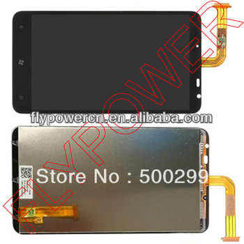For HTC Titan X310e LCD With Touch Screen Digitizer Assembly; 100% warranty