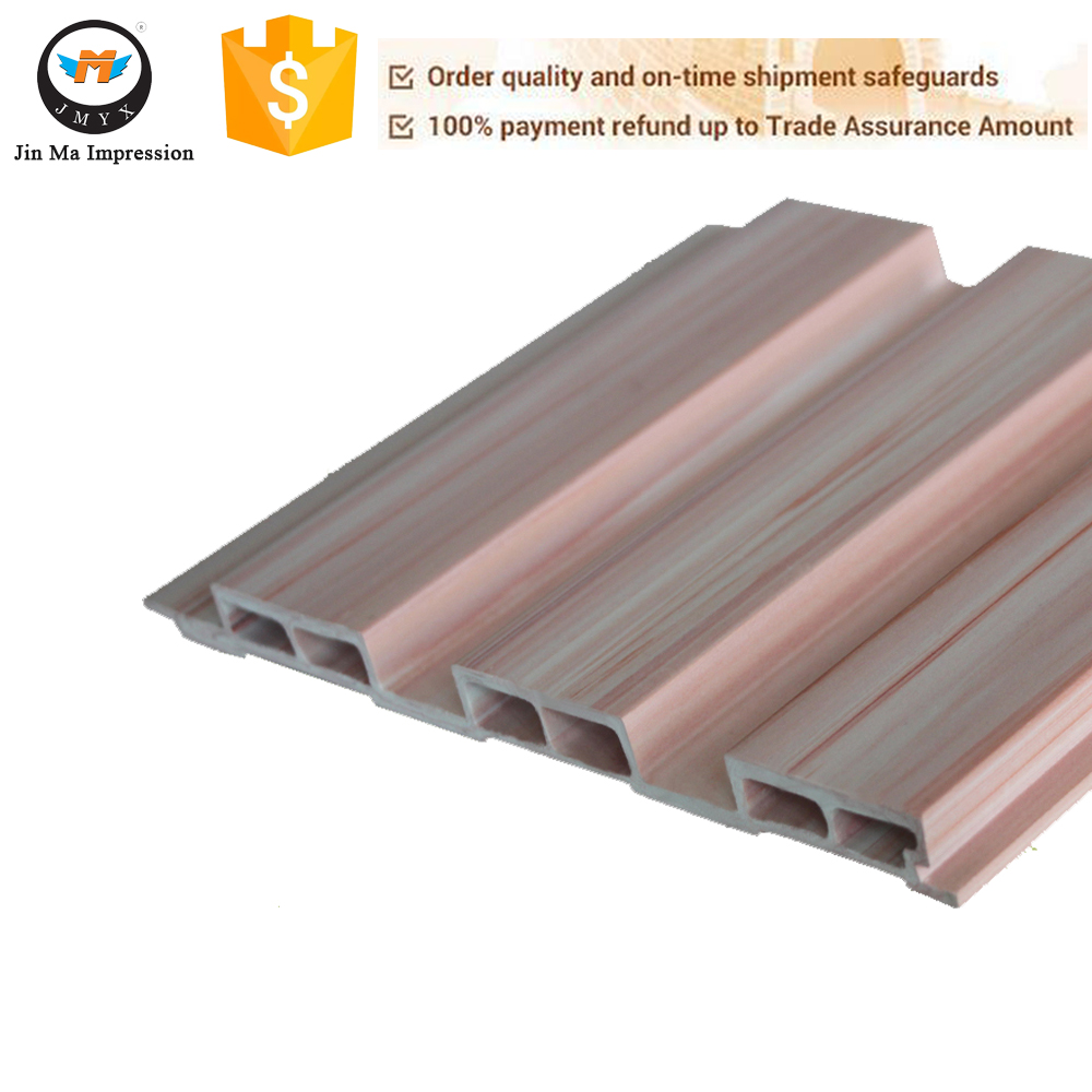 Hot Sale High Quality Wood Plastic WPC Fireproof Wall Decoration Board