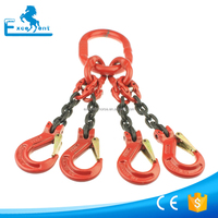 Four Legs Lifting Chain Slings With