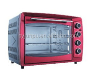 65L electric oven with double glass CE A13