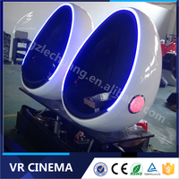 Lechuagn New Virtual Reality 5D 7D 9D 12D VR Cinema Equipment With 3D Glasses Virtual Reality Simulator
