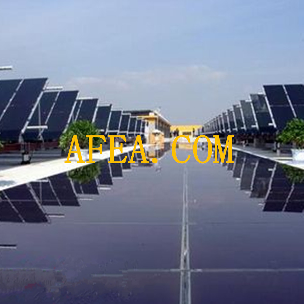 Japan market aluminum solar panel bracket for solar panel installation