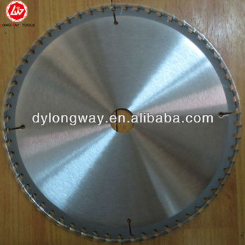 "9"" 60teeth wood TCT circular saw blade for wood cutting"