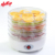KN-129H Food Dehydrator by top brand OEM small size kitchen appliance food dehydrator machine