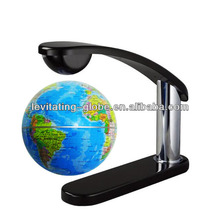 2014 New invention! magnetic levitating promotional items world globe