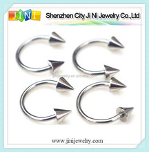 16 gauge horseshoe lip rings