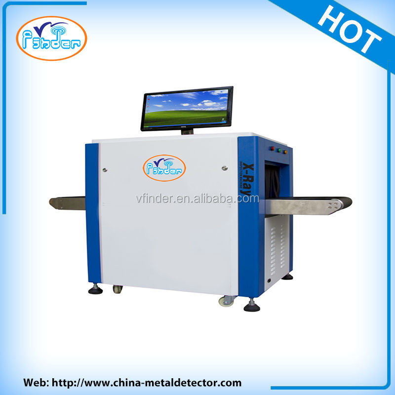 x-ray security scanner machine for industry