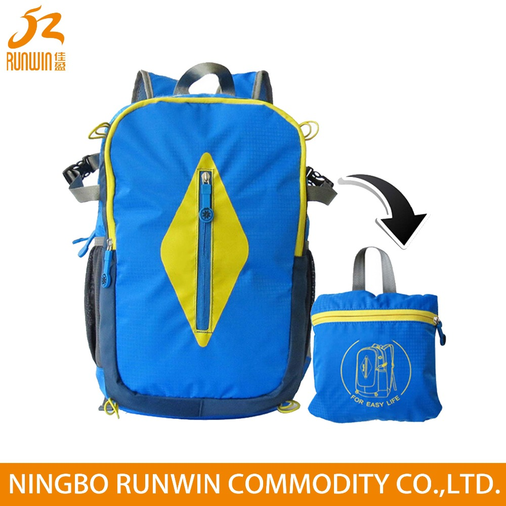 10 Years Experience Eco-friendly folding travel golf bag