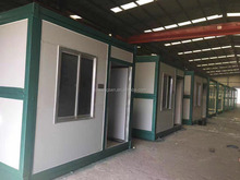 20ft 40ft steel Container House cheap price for sale