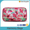 Personalized custom printing makeup bag beauty case floral