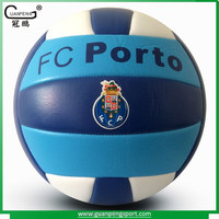 Machine Stitched Custom Logo Cheap Price Volleyball Ball