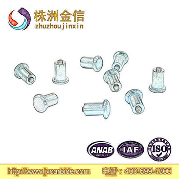 Carbide pins Mandrel Material for tire studs in heavy winter days made by good tungsten carbide