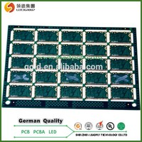 Electrical projects power electronics fr4 94vo pcb board circuit