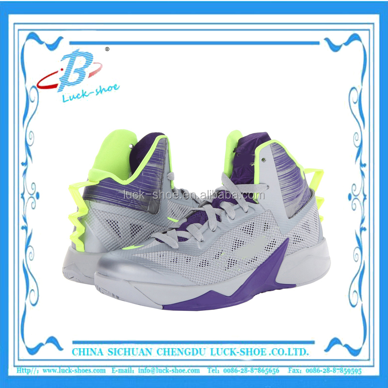 China wholesale high quality basketball shoes