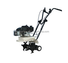High quanlity primary tillage equipment 110cc mini tractor cultivator farm cultivator and garden cultivator