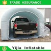 Alibaba best oxford materials portable car garage