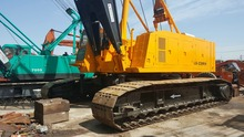 Original Japan 100 Tons Crawle Crane Used Sumitomo LS238RH Crawler Crane For Sale