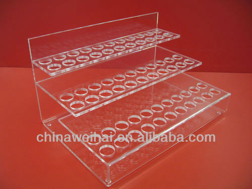 Yiwu Clear Acrylic Shoe Display Case