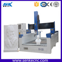 3d engraving molding router 4 axis cnc milling machine for EPS/Foam/styrofoam/polystyrene