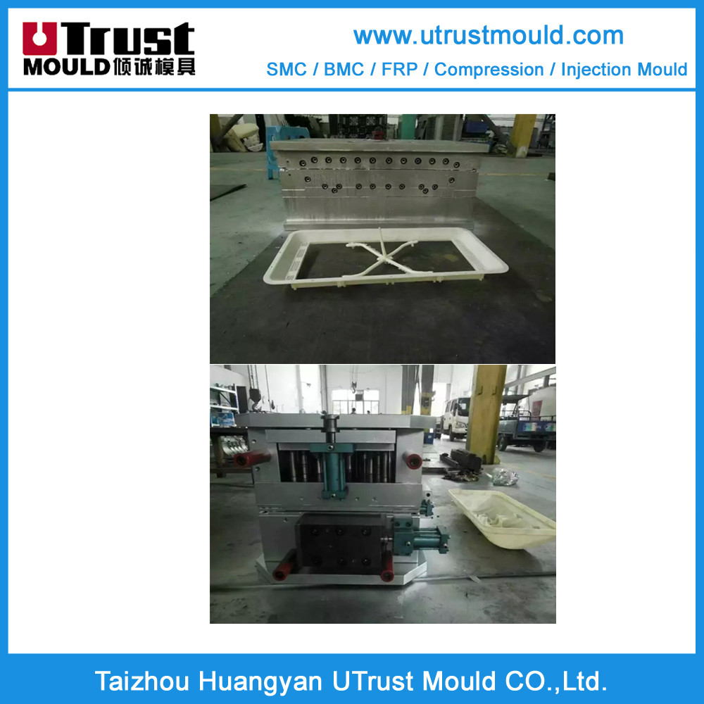 Mold Manufacturer for Medical Equipment plastic components plastic injection mould