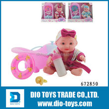 new product ideas 2014 silicone baby doll