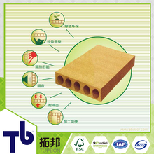 38mm Tubular Chipboard Door Core for Best Quality