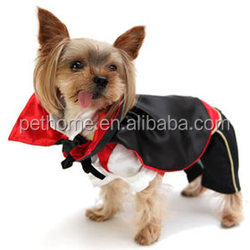 wholesale vampire role-playing suit for dog