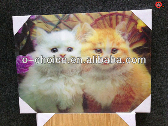 BD-24 Home Wall Decoration 3d Animal photo
