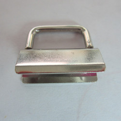 Metal Key Fob Hardware With Split Key Ring 25mm Made IN China