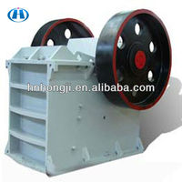 ISO 9001 best selling large capacity pe and pex series mining stone jaw crusher suppliers Henan Hongji Group