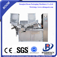 CHINA factory sale automatic plastic tube filling and sealing machine for cream