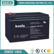 valve regulated lead acid battery 12v 7.2ah lead acid battery for ups system