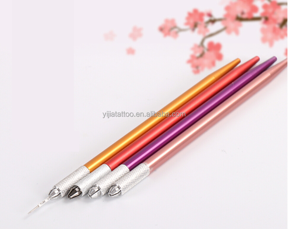 High Quality Microblading Eyebrow Pen Manual Tattoo Permanent Makeup Pen
