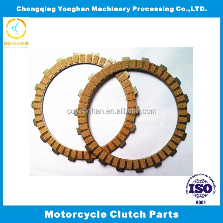 WAVE125 T125 BAJAJ PULSAR Friction Disc Clutch Paper Base Plate
