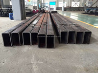 Carbon steel square tube