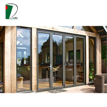 High Quality Best Price Aluminum Glass Restaurant Entrance Doors