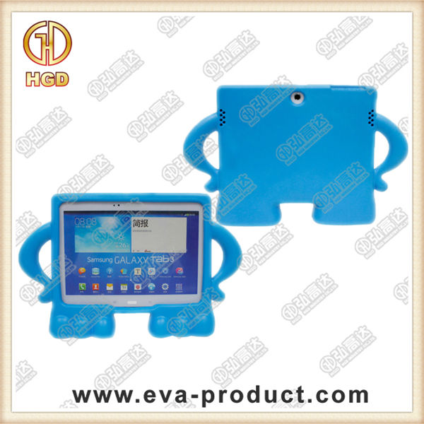 Factory price for shockproof kids samsung galaxy tab 3 case