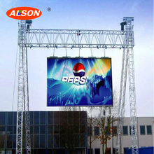 p3.91, p4.81, p5.95, p6.25 Outdoor Moving/Mobile LED Display Screen for Stage Events