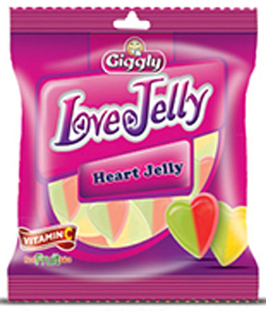 Love Gummy Jelly