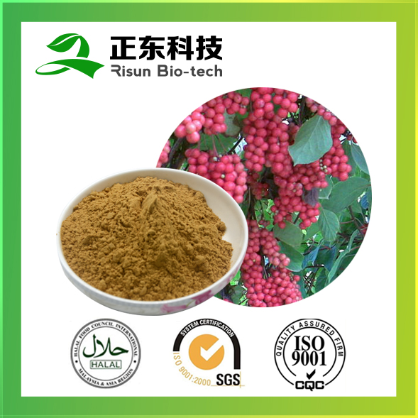 Fruit Part Used 0.8% Eleutheroside B+E Siberian Ginseng Extract