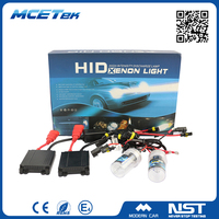 Hot sales single beam hid xenon kit H7 35w hid ballast repair kit factory price one year warranty auto xenon hid kit