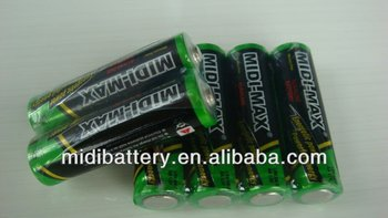 LR6 the AA Battery manufacturer