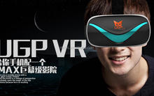 3D VR Virtual Video Glasses for iPhone 6s 6 Plus Samsung Galaxy series, Custom 3D VR Virtual Reality Headset, Movie Visor 3D VR