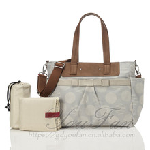 New Arrival Amazing design bag diaper bag leather
